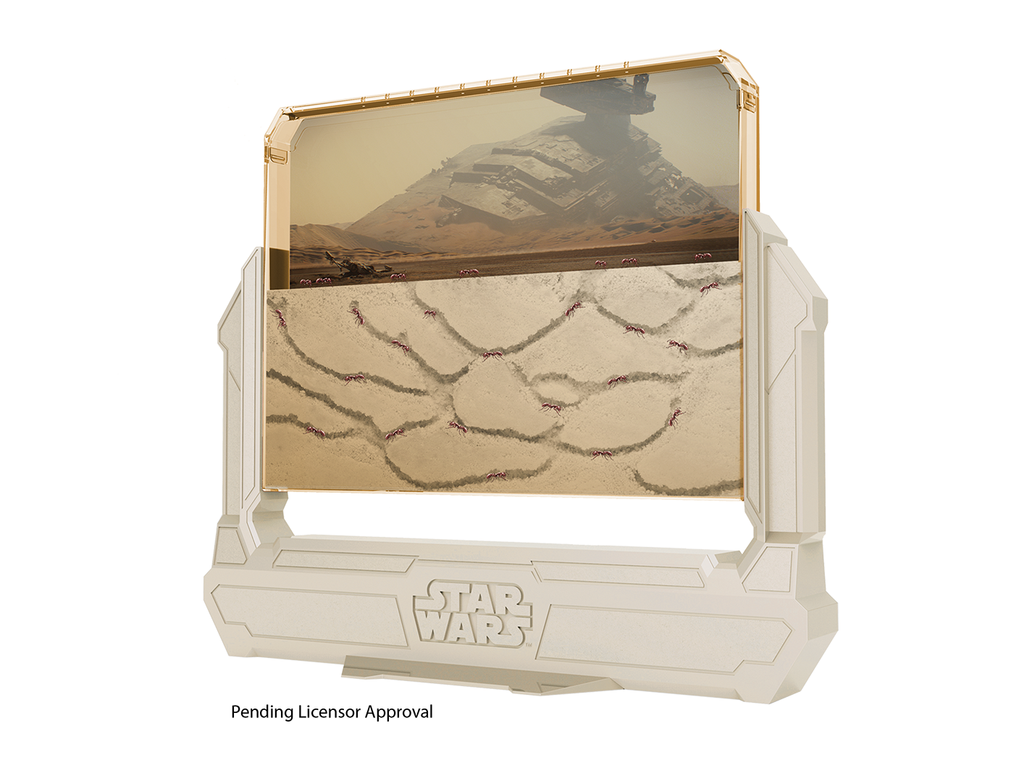 Uncle Milton Add Star Wars: The Force Awakens Science Toys Including A Jakku Ant-Farm