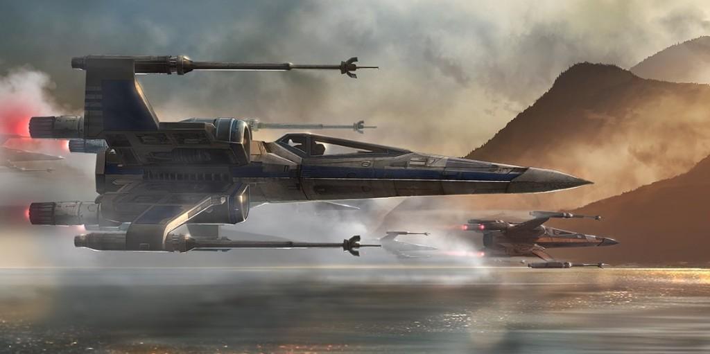battlepod force awakens