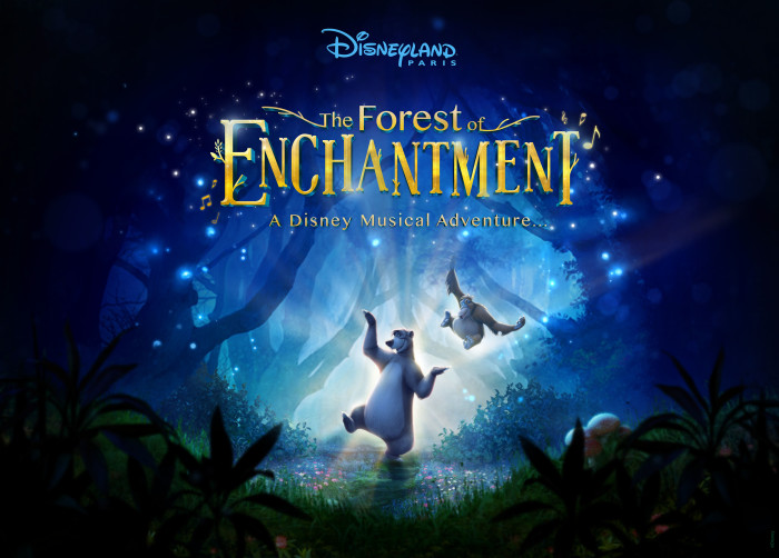 Disneyland Paris Announces The Arrival Of A Brand New Show The Forest Of Enchantment: A Disney Musical Adventure.