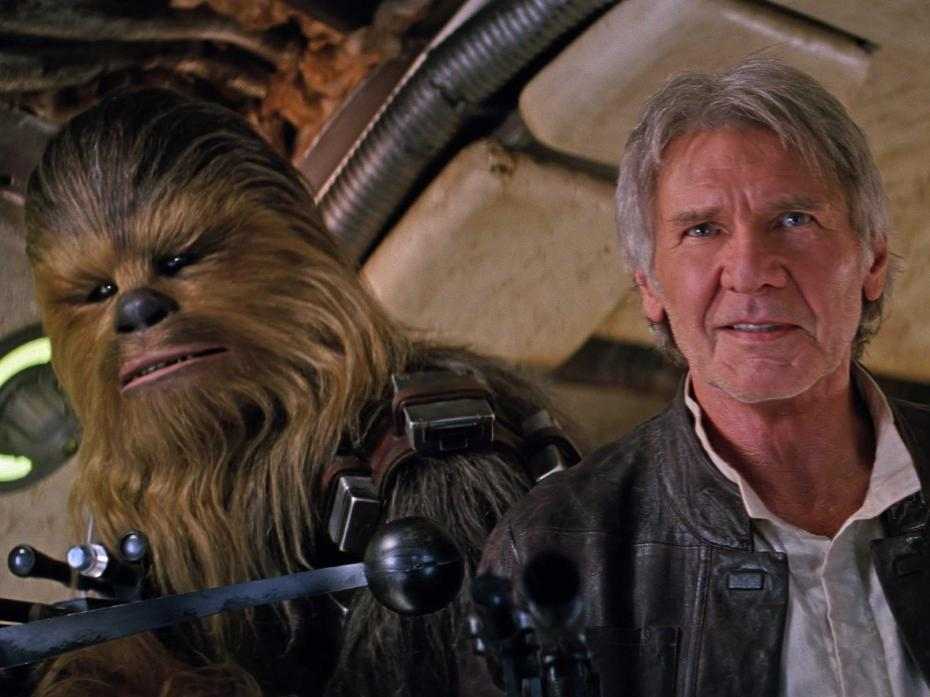 Producers of STAR WARS : THE FORCE AWAKENS Charged Over Harrison Ford's On Set Accident