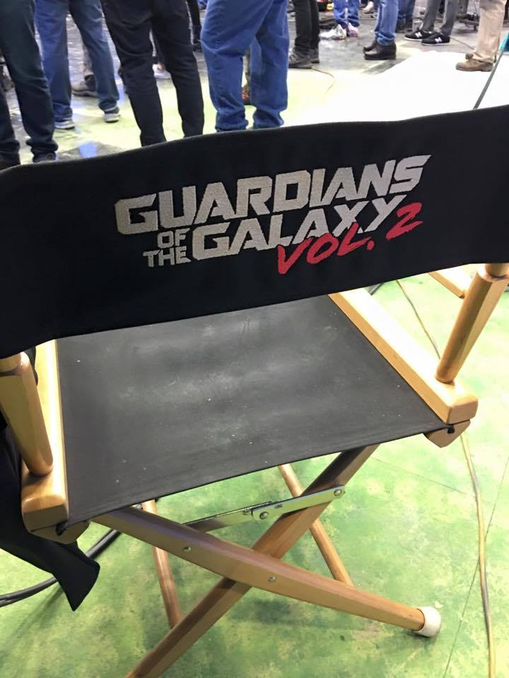 New Logo Revealed For Guardians Vol 2