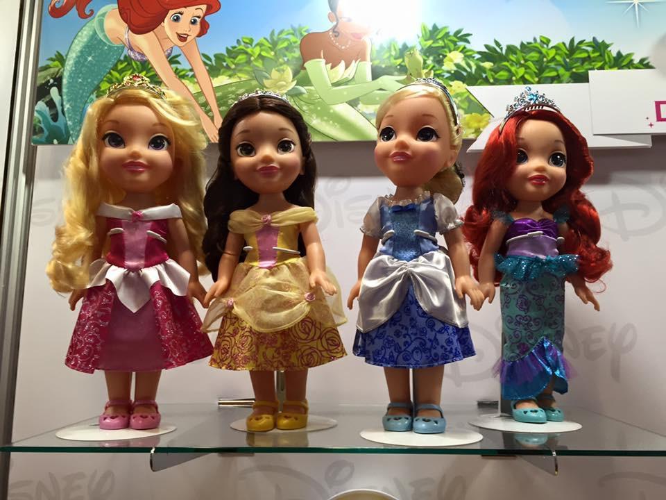 Jakks Pacific Toy Fair Previews Including Disney Princess & Frozen Dolls
