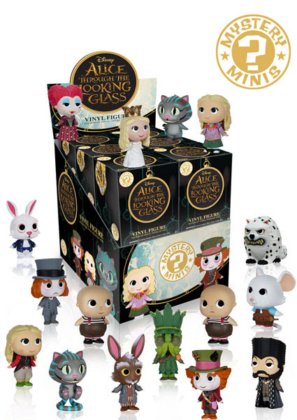 Funko Welcomes Alice Through The Looking Glass