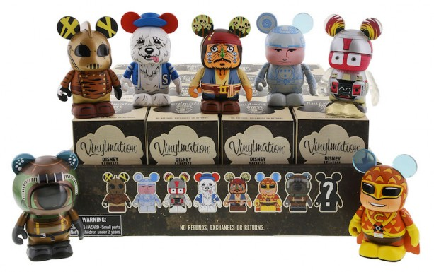 And The Movieland Vinylmation Chaser Is?