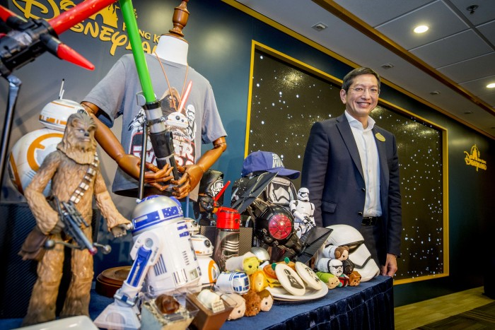 Hong Kong Disneyland Reports Second-highest Revenues, Third-highest Attendance & Record Guest Spending