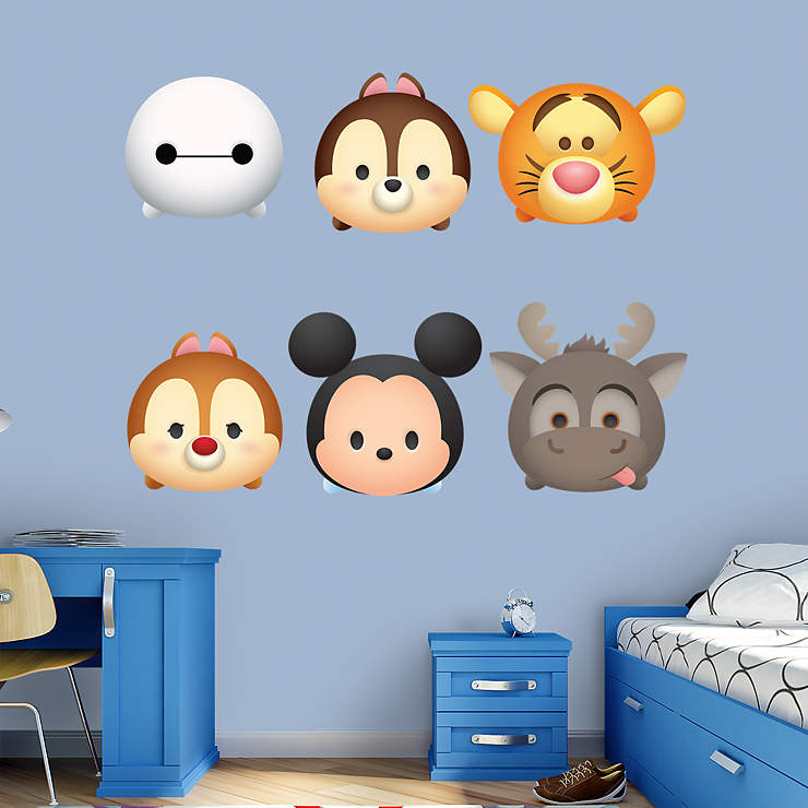 Tsum Tsum Decals Out Now