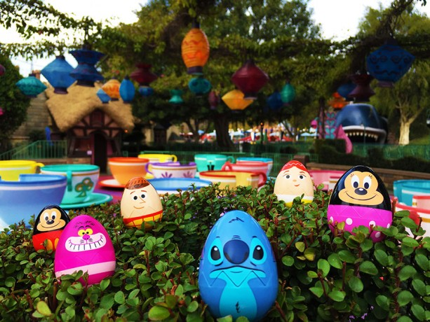 Egg-stravaganza Returning To Epcot & Disneyland Resort