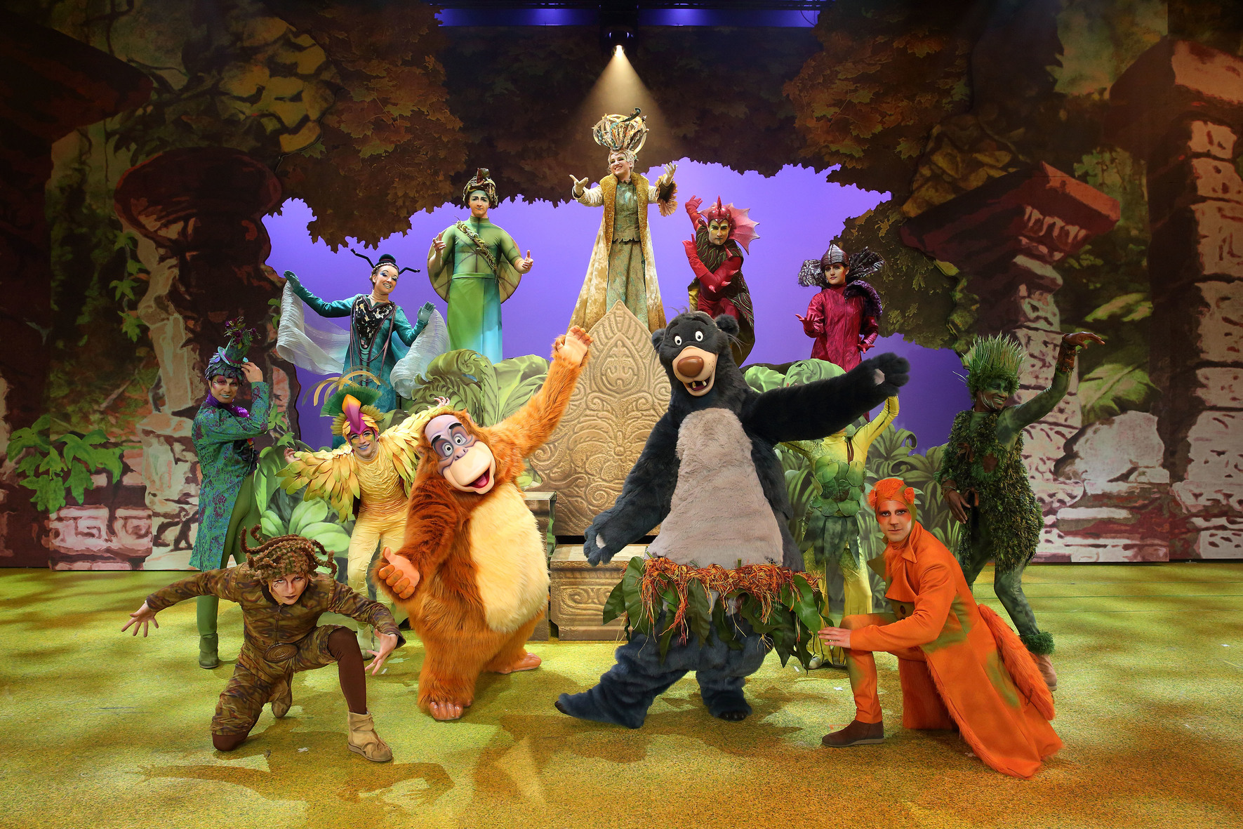 The Forest of Enchantment: A Disney Musical Adventure Preview