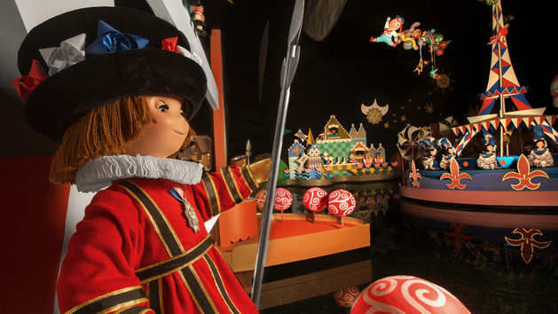 """Disney Adds New Writers To The """"It's A Small World"""" Movie"""