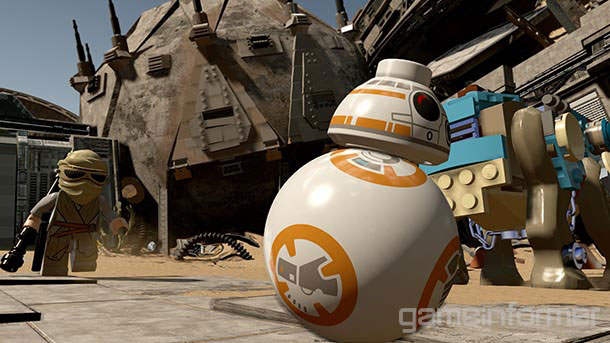 New Lego Star Wars: The Force Awakens Images Published