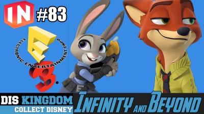 Disney Infinity 3 0 Amp Beyond 83 E3 Zootopia Amp Disney