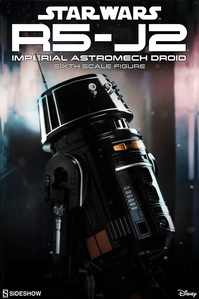 Star Wars R5-J2 Imperial Astromech Droid Coming Soon