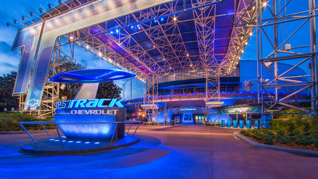 Man Escapes Test Track Vehicle during Ride Breakdown