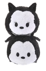 Otensia and Oswald Tsum Tsum's Coming This Week To Japan