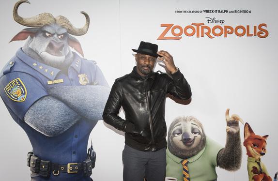 Photos From Gala Screening Of Disney's Zootropolis In London