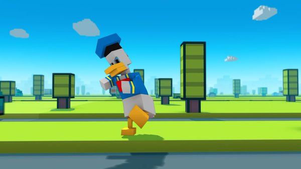 Does The Chicken Vs Donald Duck Tease A New Crossy Road?
