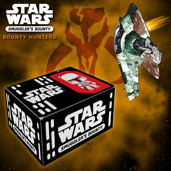 Star Wars Smuggler's Bounty Theme Revealed