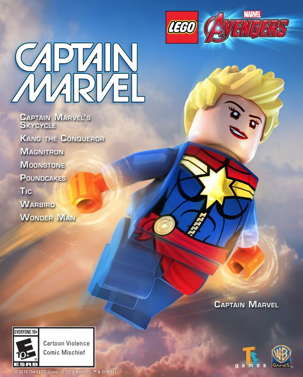 Details On LEGO Avengers Season Pass, DLC & Deluxe Edition ...