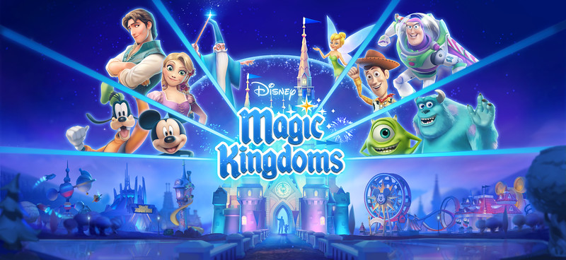 Disney Magic Kingdoms Out Now On Smartphones & Tablets