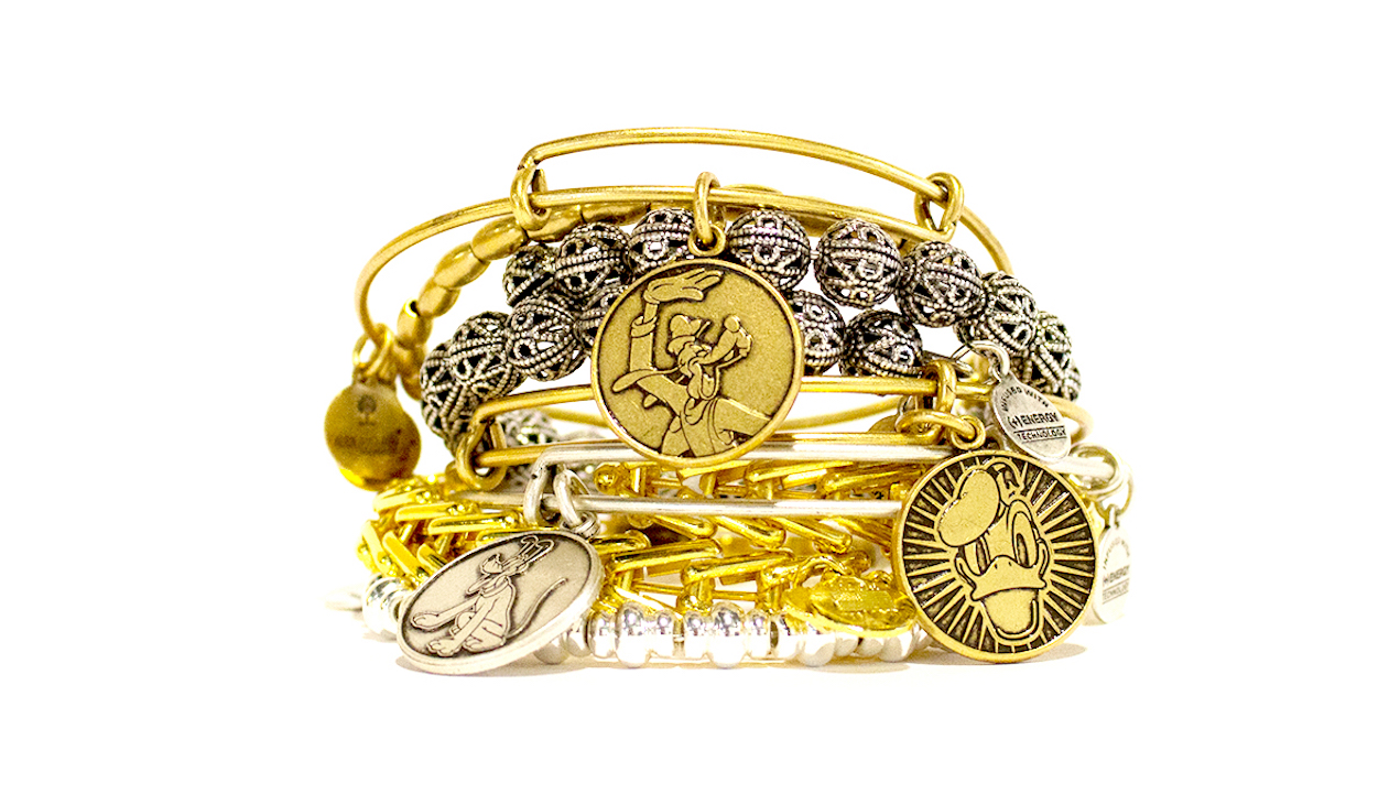 Three Alex and Ani Bangles To Retire From Disney Parks