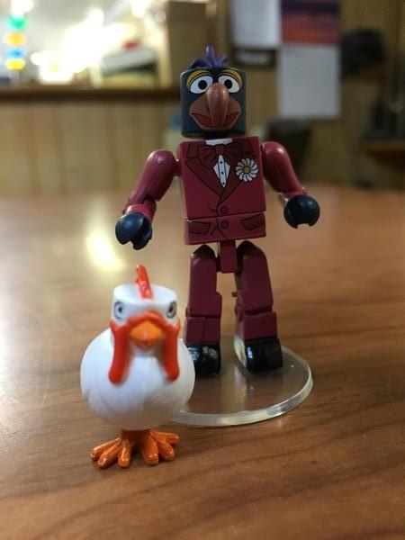 Review Diamond Select S Muppets Minimates Series 1