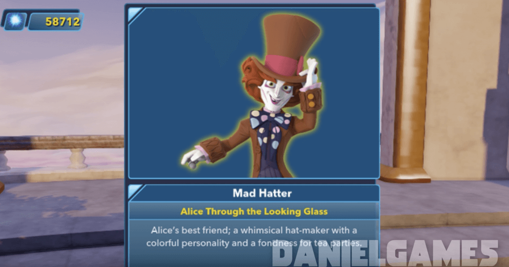 "New Images Of Disney Infinity 3.0 ""Alice Through The Looking Glass"" Characters"