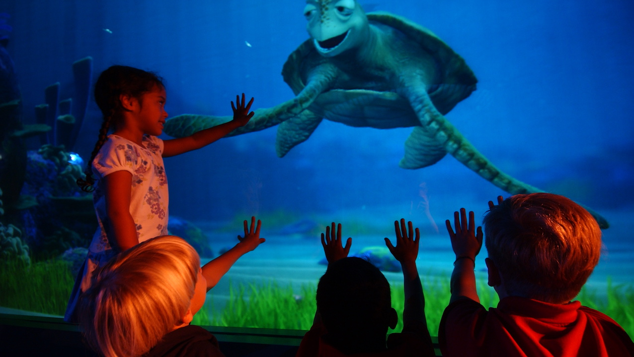 Finding Dory Update Coming To Turtle Talk