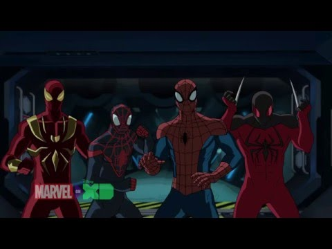 "Marvel's Ultimate Spider-Man Vs. The Sinister Six – ""Lizards"" Clip"