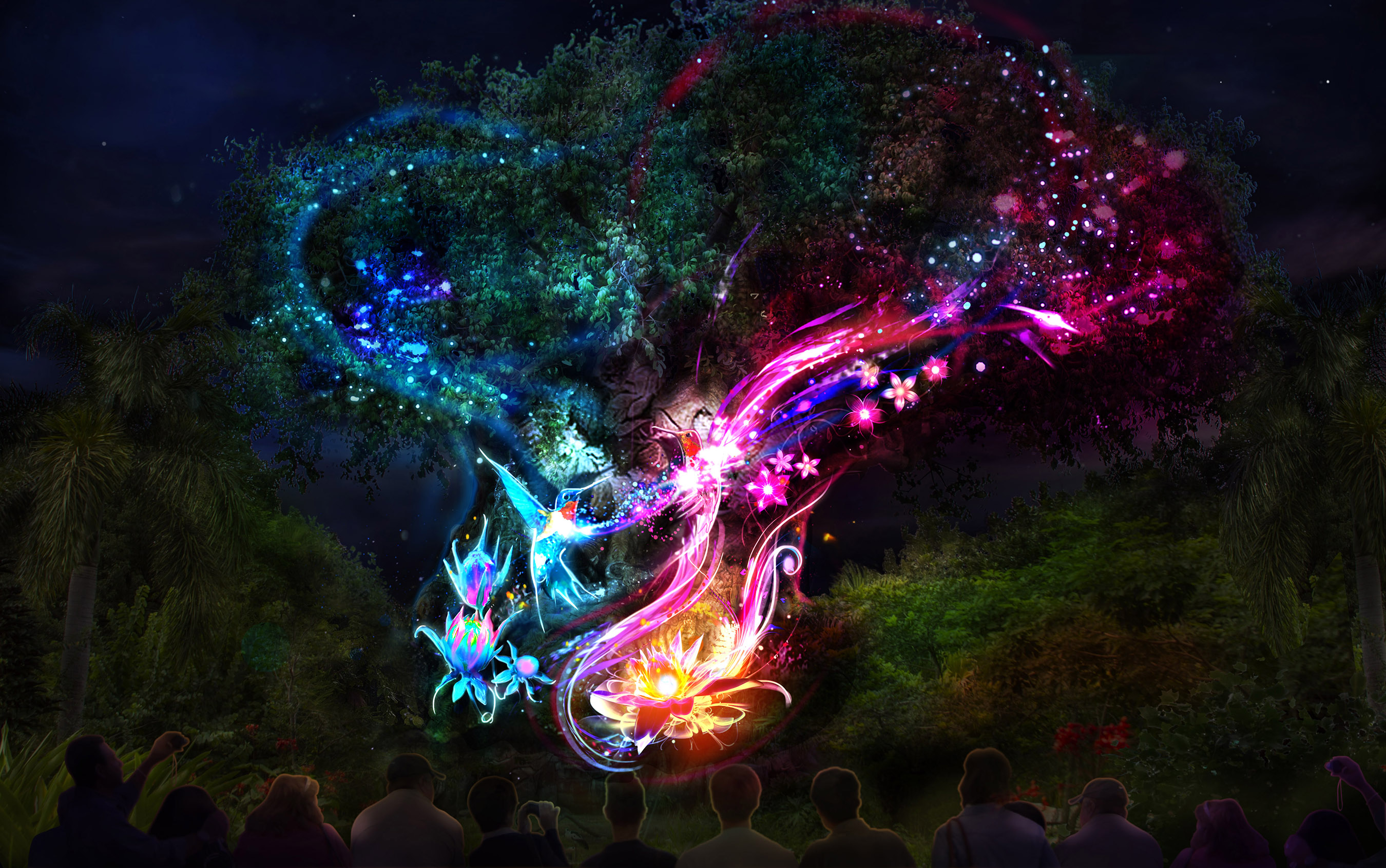New Adventures Unfold as Disney's Animal Kingdom Comes Alive at Night