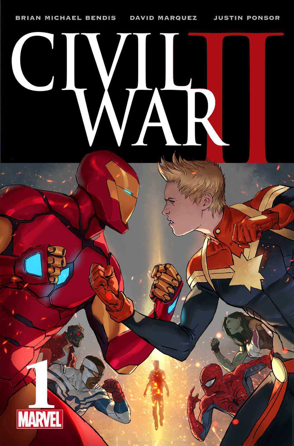 CIVIL WAR II Launch Parties Bring the Battle to Your Local Comic Shop!