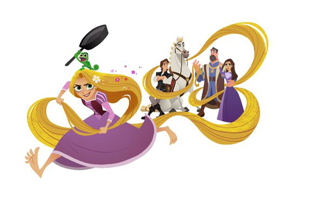 "More Details On ""Tangled: Before Ever After"""