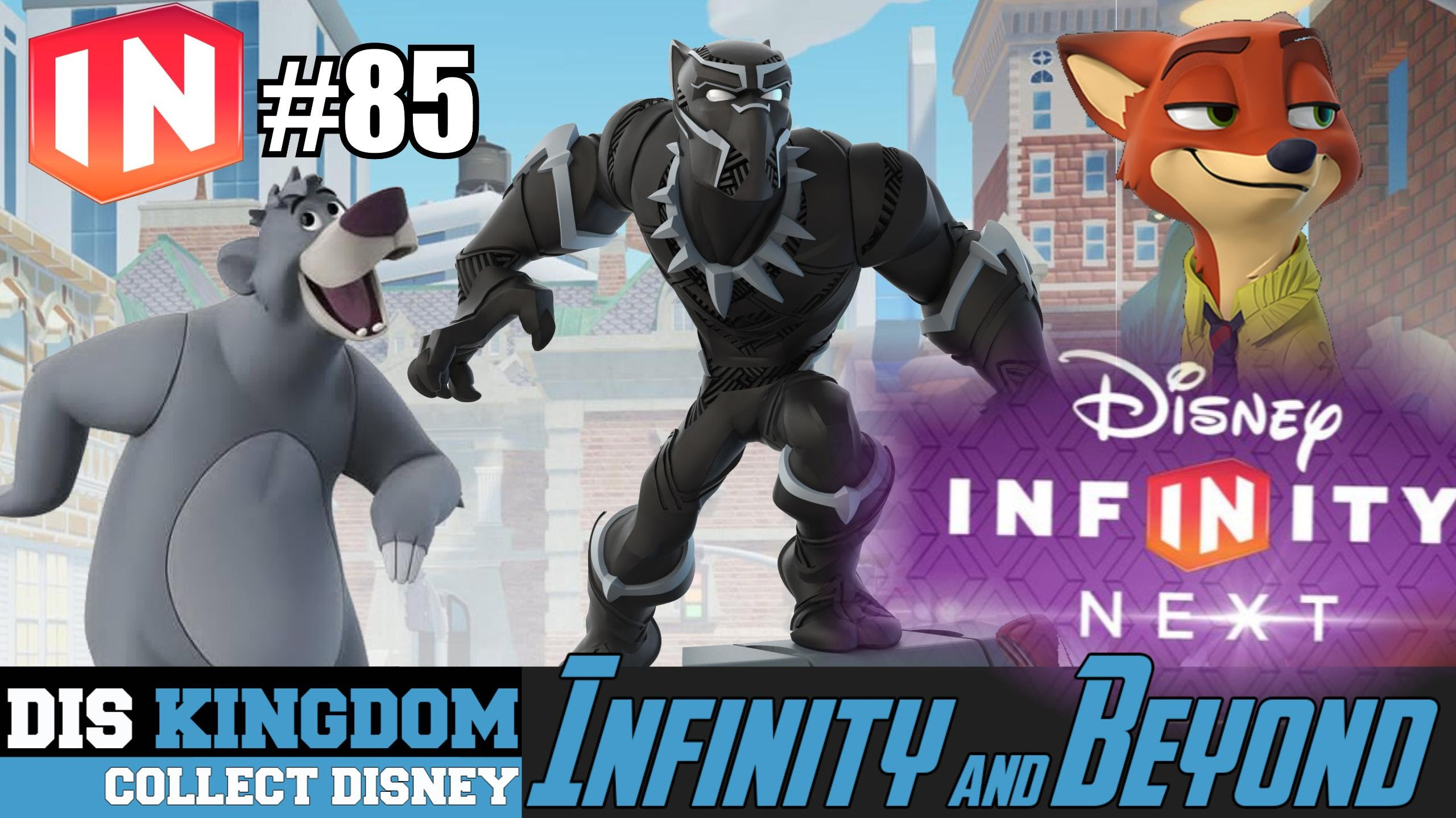 Disney Infinity 3.0 & Beyond #85 – Zootopia, Marvel Battlegrounds & Disney Infinity NEXT