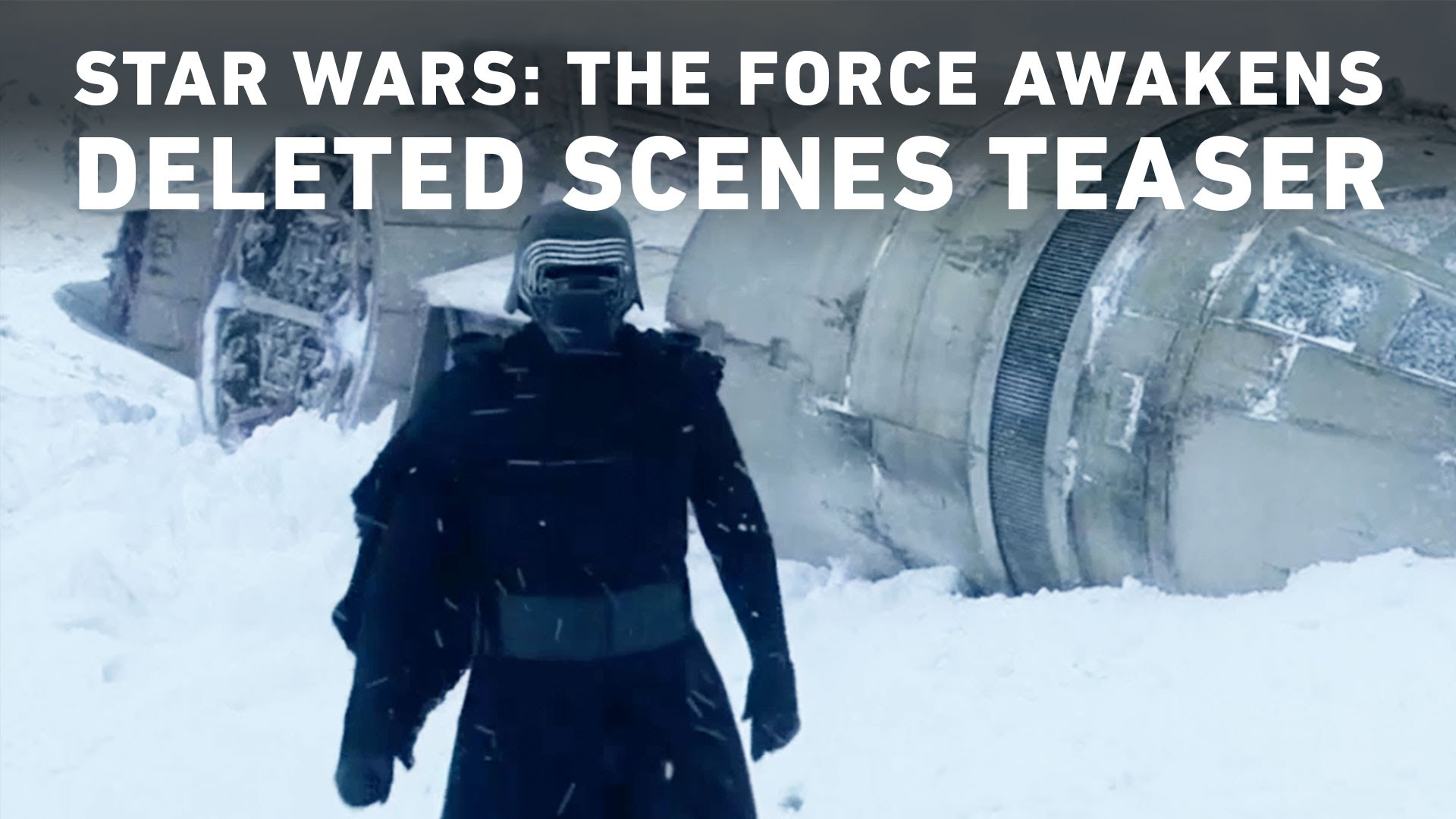 Star Wars: The Force Awakens Home Video Deleted Scenes Clip