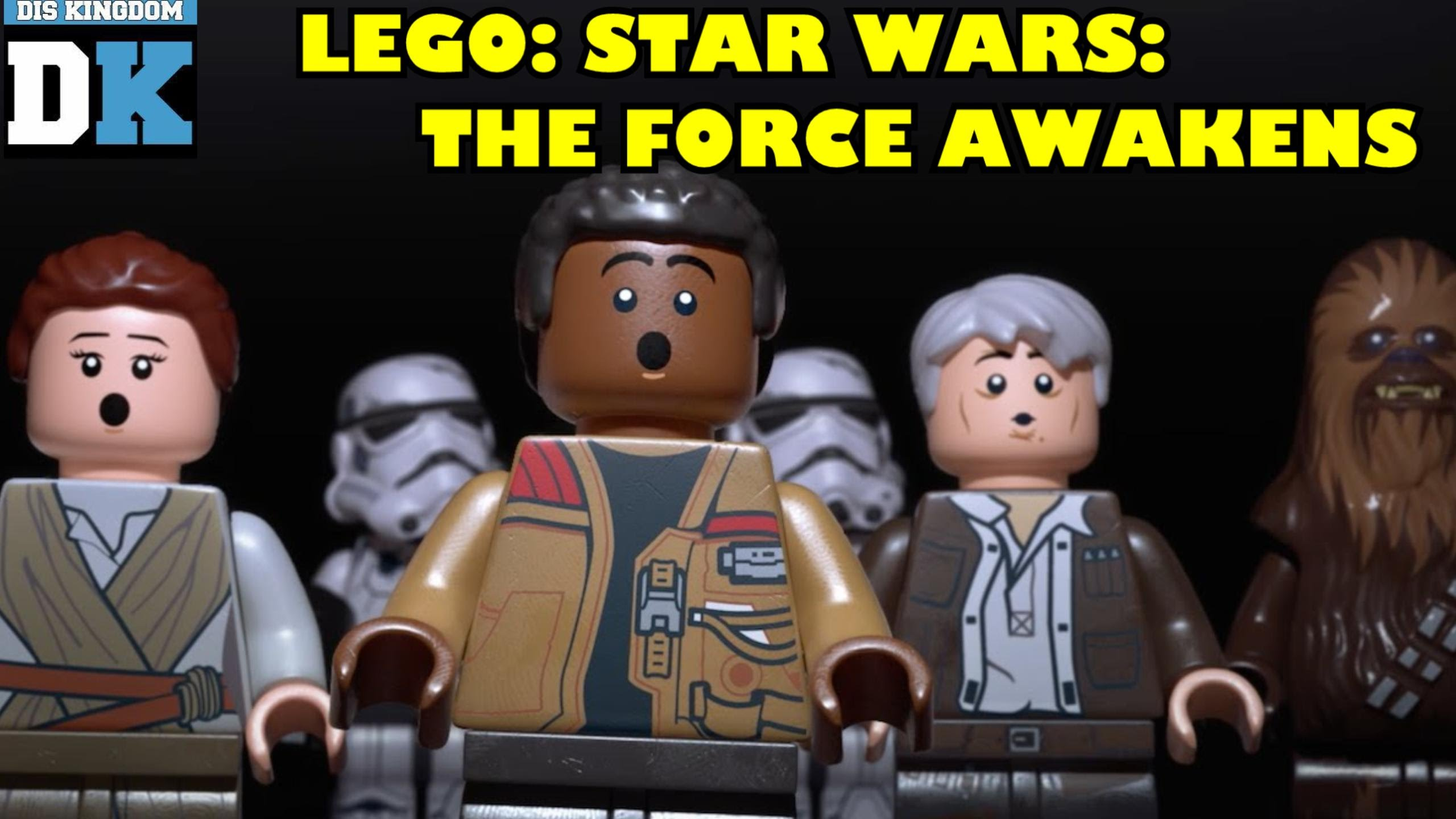 LEGO Star Wars: The Force Awakens Latest Trailer Thoughts – VIDEO