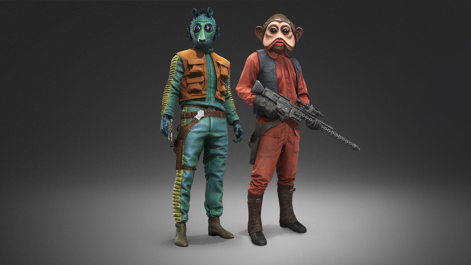 Details On Star Wars Battlefront Outer Rim Expansion Pack