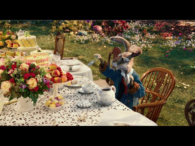 New Alice Through The Looking Glass TV Spot Released