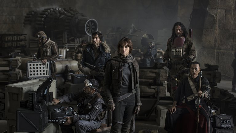 Marvel Comics To Release Star Wars: Rogue One Prequel Comics