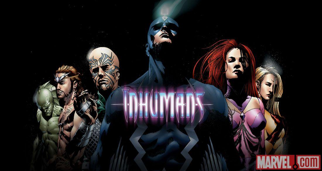 Inhumans Movie Pushed Back