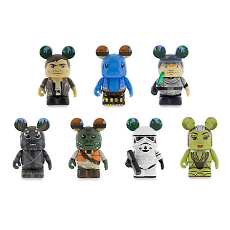 Star Wars Vinylmation Series 6 Out Now