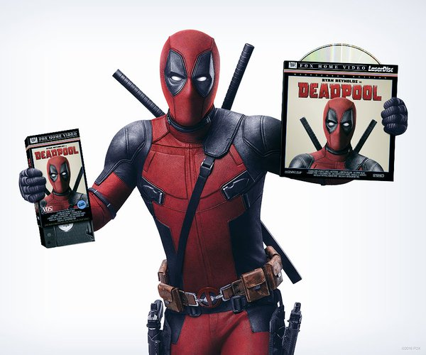 Deadpool Coming To Home Video In May