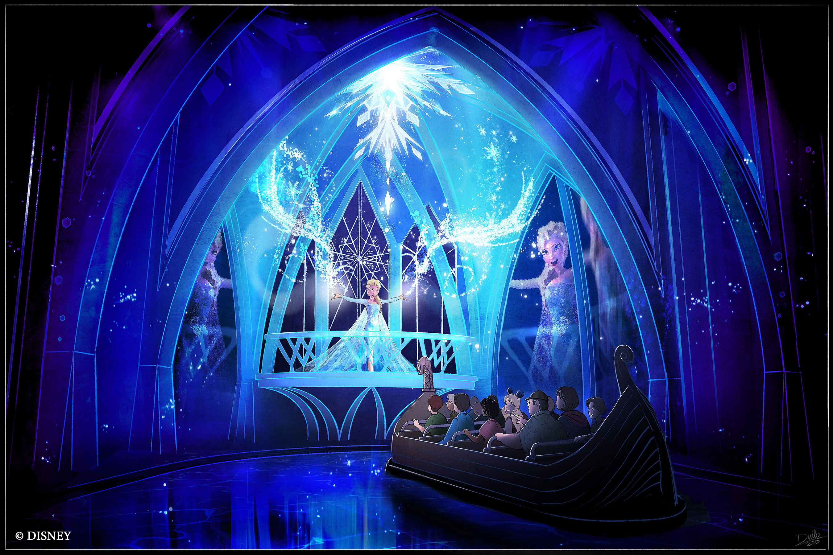 Frozen Ever After Preview