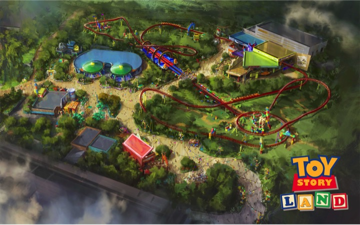 Toy Story Mania Third Track Opening Soon & A Toy Story Land Early Preview