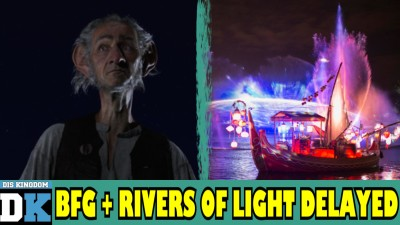 daily news bfg rivers of light
