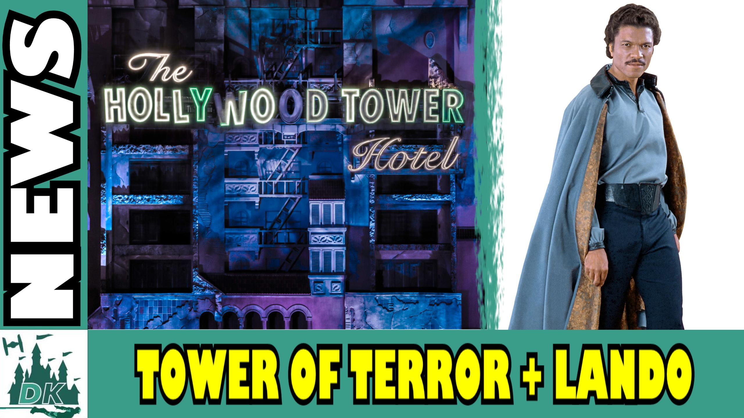Lando Coming To Star Wars Battlefront + A Bar At The Tower Of Terror | Daily News