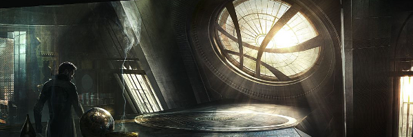 The Doctor Strange Poster Is Here