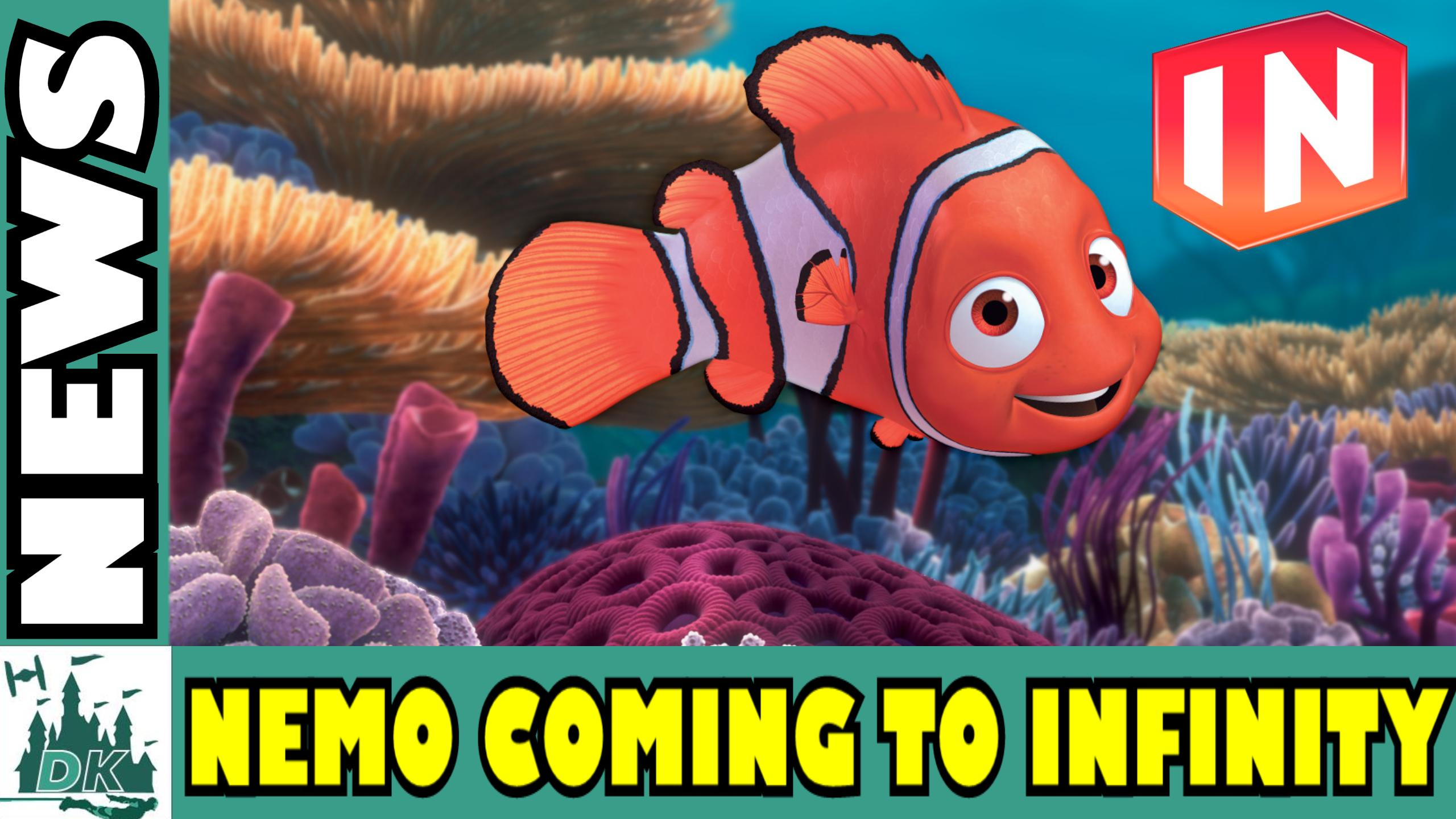 Nemo Disney Infinity 3.0 Figure Listed On Multiple Retailers