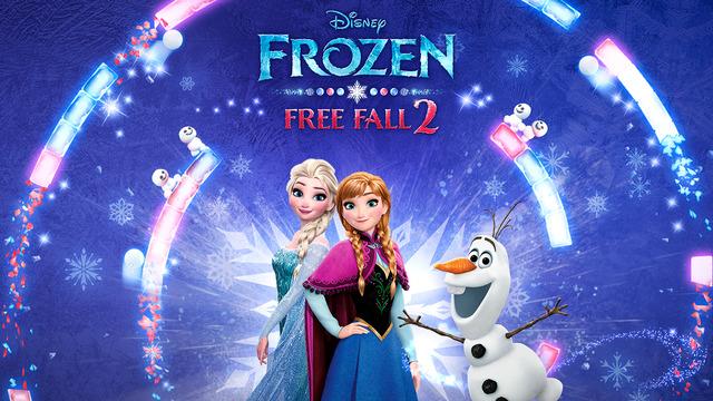 disney games frozen free fall