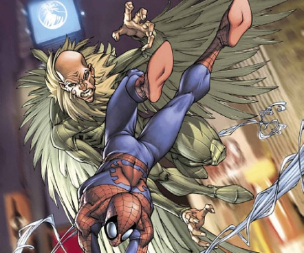 Is Michael Keaton Playing The Vulture In Spider-Man: Homecoming?