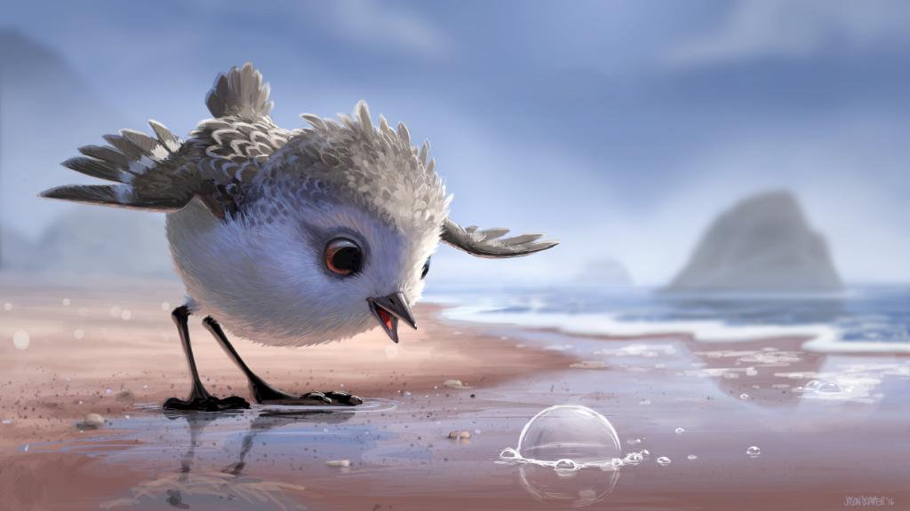 First Look At The Finding Dory Short, Piper