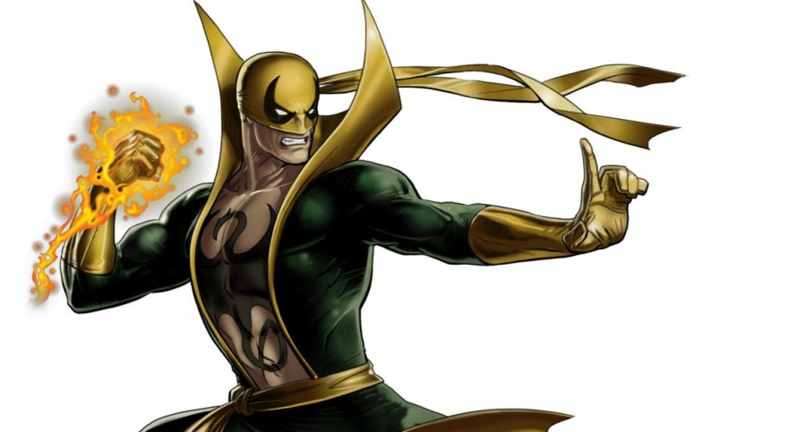 First Set Images From Netflix's Iron Fist